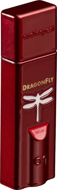AudioQuest - DragonFly Red USB DAC and Headphone Amp